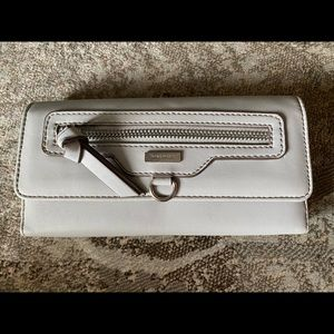 Grey Nine West wallet